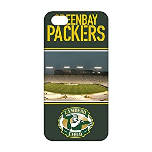 Ultra Thin Green Bay Packers 8 3D Phone Case for iPhone 5S