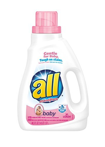 All Baby Liquid Laundry Detergent (Pack of 14) by all (Image #4)