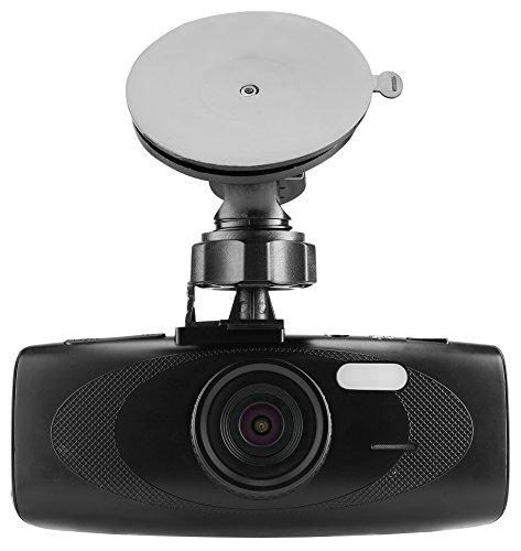 Spy Tec G1WH Full HD 1080P H.264 Car DVR Camera Recorder Dashboard Cam| Black.