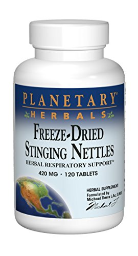 Planetary Herbals Freeze Dried Stinging Respiratory product image