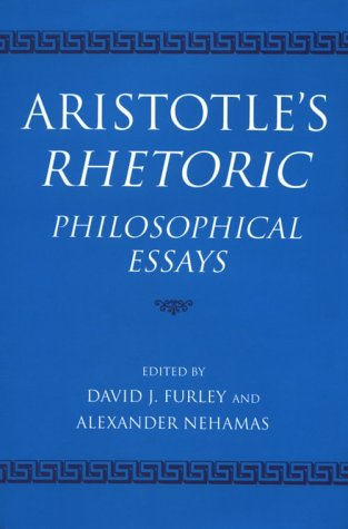 aristotle and plato rhetoric essay Suggested essay topics and study questions for 's aristotle poetics and rhetoric death and legacy study questions and suggested essay topics how does aristotle's response to plato's theory of forms reflect his more general departure from his former master.