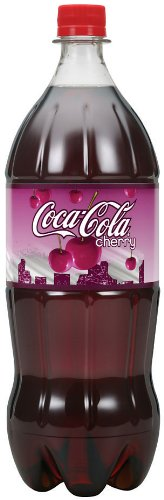 Coca Cola Cherry Coke, 20-Ounce (Pack of 24) (Cola Coca Cherry)
