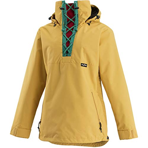 Airblaster Pullover - AIRBLASTER Papoose Pullover Jacket - Women's Vintage Gold, S