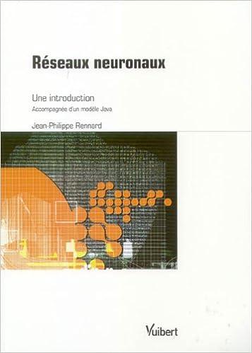 Réseaux neuronaux Jean-Philippe Rennard
