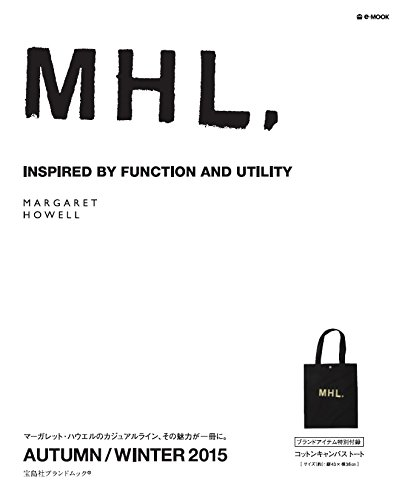 MHL. 2015 ‐ AUTUMN & WINTER 大きい表紙画像
