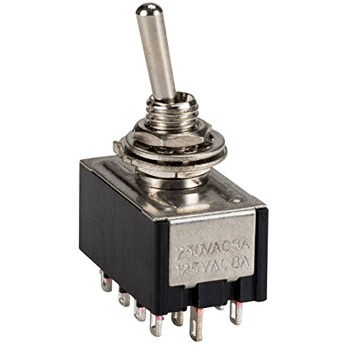 Parts Express 4PDT Mini Toggle Switch by Parts Express (Image #2)