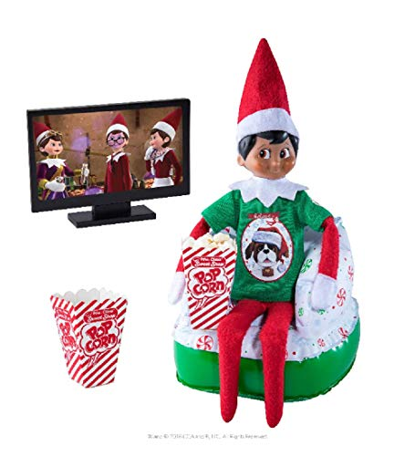 The Elf on the Shelf Claus Couture Collection Exclusive Merry Movie Night