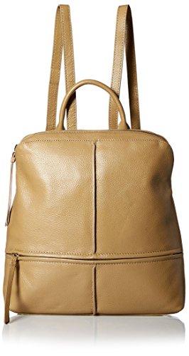 Zenith Women's Zipper Back Pack, Taupe by Zenith