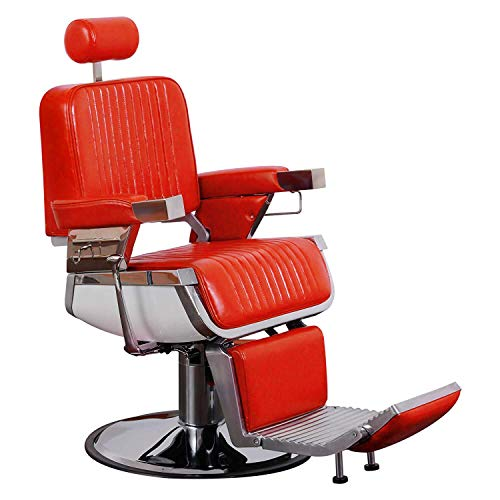 Artist Hand Barber Chair Hydraulic Recline Barber Chairs