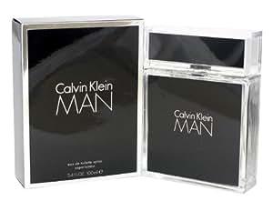 CALVIN KLEIN CK MAN agua de tocador vaporizador 100 ml