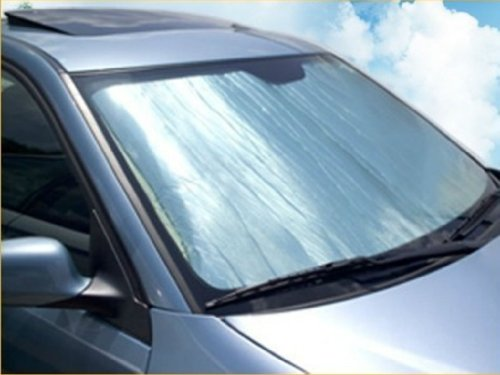 2002 Jaguar XJR 100 Custom-fit Roll-Up Style Sun Shade by MrZAccessories