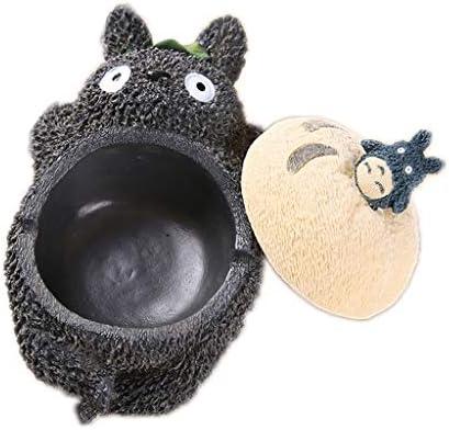 灰皿 , 樹脂の灰皿の装飾、創造的な工芸品、漫画のかわいい動物の形、多機能の灰皿