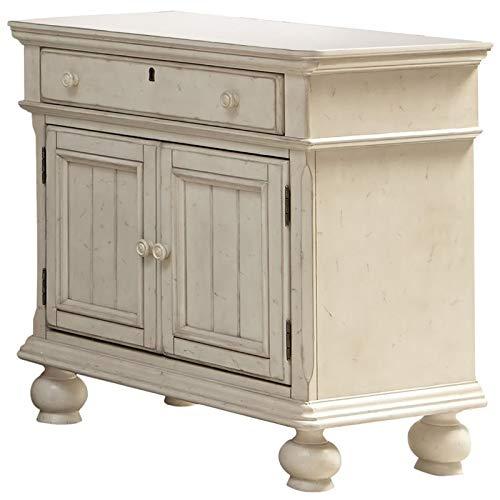 (American Woodcrafters Newport 2 Door Nightstand)