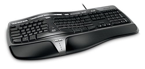 Microsoft Natural Ergonomic Keyboard Business product image