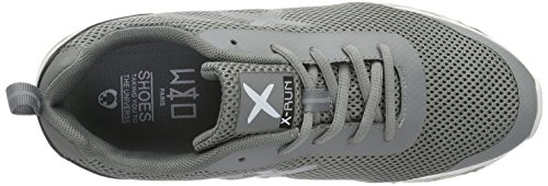 Sneaker 5 Grey Unisex ope Grigio Basse Xrun amp; Adulto wize 5 t8qw6vv