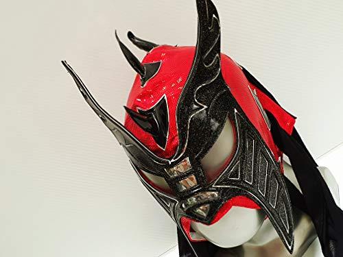 Rafale 666 Hysteria Wrestling MASK Luchador Costume Wrestler Lucha Libre Mexican Maske]()