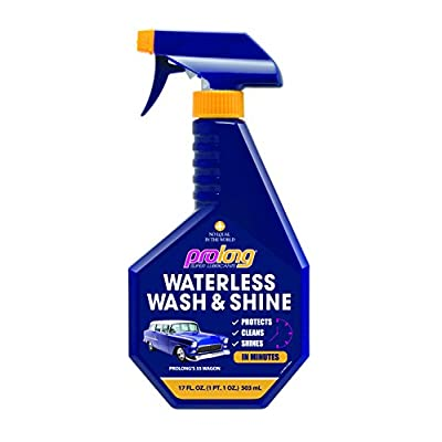 Prolong Super Lubricants PSL64017 Waterless Wash and Shine - 17 oz.: Automotive