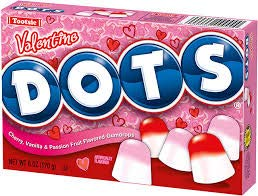 Tootsie Valentine Dots Candy, 6-Ounce Pack ()
