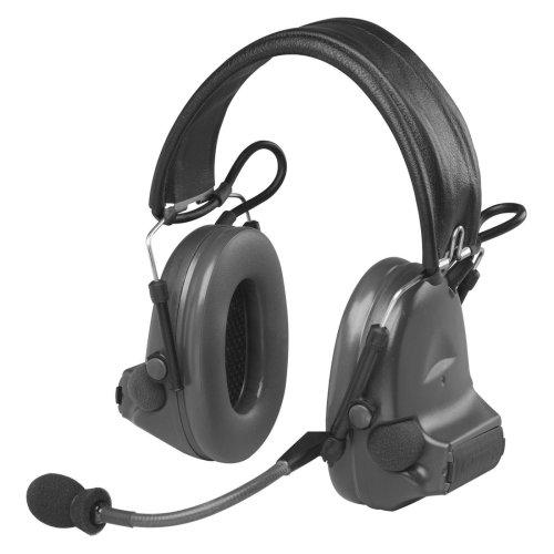 3M MT15H69FB 47 SV Tactical Headset Black
