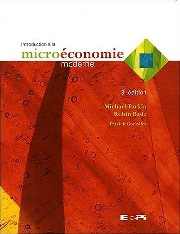 En ligne Introduction à la microéconomie moderne epub pdf