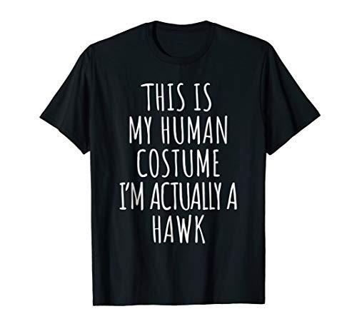 Hawk Costume Shirt Funny Halloween]()