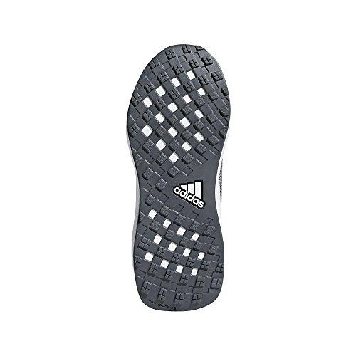 adidas RapidaRun Uncaged K, Zapatillas de Deporte Unisex Niños Gris (Gritre/Gridos/Rosimp 000)