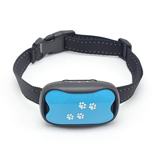 - Stop Barking Dog Bark Collar - Harmless Training Collar - Vibration & Sound - Barking Control for Medium Small Sized Dogs [8-110 lb]