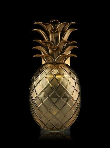 Bath and Body Works Golden Pineapple Nightlight Wallflowers Fragrance Plug. by Bath & Body Works (Image #1)