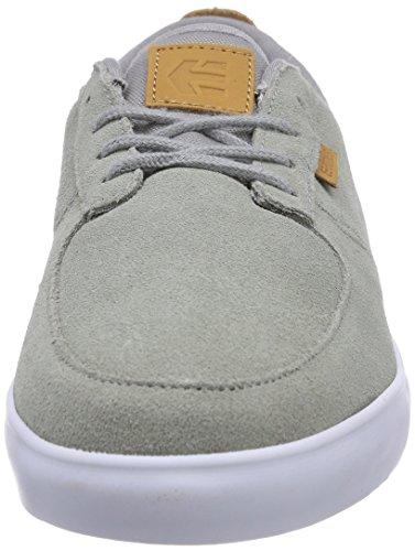 Etnies HITCH - Zapatillas De Skate de cuero hombre gris - Grau (GREY/020)
