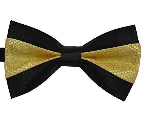 Mozentea Heypet Pet Dog Cat Adjustable Bow Tie, Bowtie Fashion Accessories (Yellow)