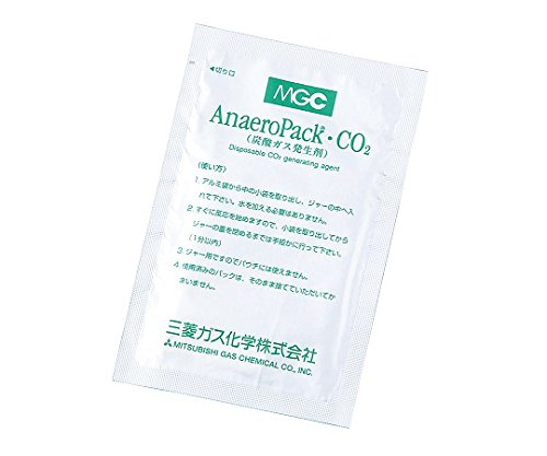 アネロパック2-3764-01アネロパックCO2炭酸ガス培養用ジャー用剤 B07BD2RN25