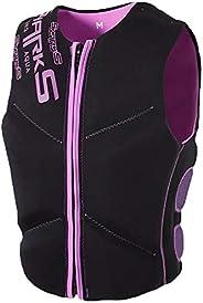 Float Life Jacket Swimming Vest Buoyancy Aid for Boating Kayak Canoeing Adult Women Men for Snorkelling, Kayak