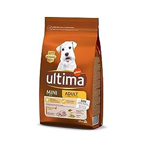 Ultima Pienso para Perros Mini Adultos con Pollo – 1.5 kg
