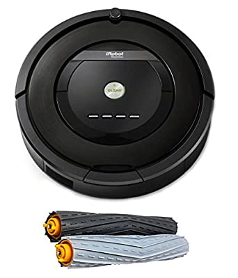 iRobot Roomba 880 Robotic Vacuum Cleaner w/ Tangle Free AeroForce