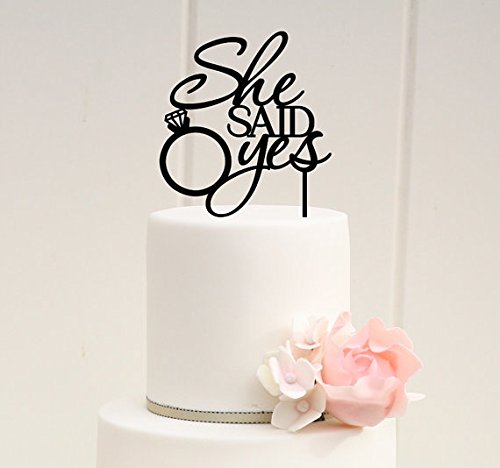 usa-sales-she-said-yes-bridal-shower-cake-topper-by-usa-sales-seller