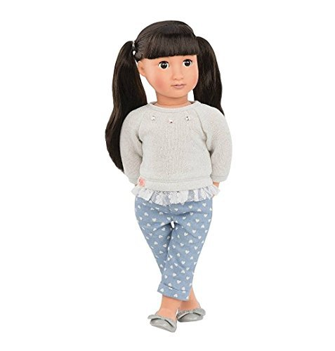 Our Generation MINI MAY LEE Doll (My Generation Doll)