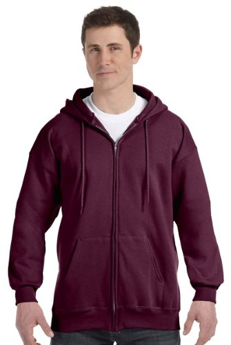 Hanes mens 9.7 oz. Ultimate Cotton 90/10 Fleece - Cotton 100 Sweatshirts