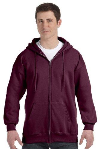 Hanes mens 9.7 oz. Ultimate Cotton 90/10 Fleece - 100 Cotton Sweatshirts