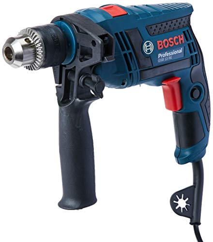 Furadeira de Impacto GSB 13 RE 127V, Azul, Bosch 060123D5D3-000