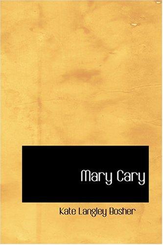 Mary Cary ebook