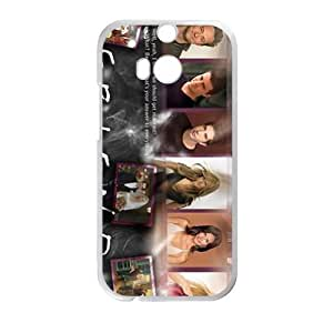DAZHAHUI The Friends Cell Phone Case for HTC One M8