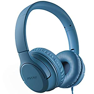 Best Epic Trends 41N3esHLhbL._SS300_ Kids Headphones, Mpow CHE2 Wired Headphones for Kids Teens, Children Headphones with Volume Limit, Foldable Adjustable…
