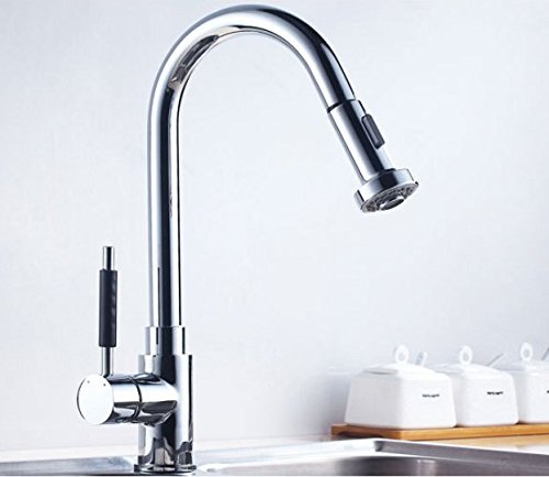 All Copper Chrome Plated Drawers, Kitchen Heads, Single Dishes, Hot and Cold Wire Drawing Water Faucets.