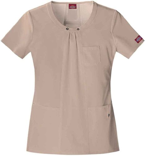 Dickies Scrubs Womens Stretch Junior Fit