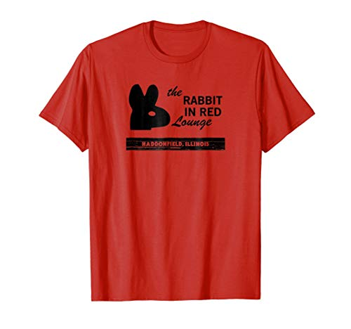 THE RED RABBIT LOUNGE HADDONFIELD ILLINOIS HALLOWEEN for sale  Delivered anywhere in USA