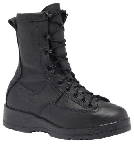 (Belleville 880ST Waterproof Steel Toe Flight and Flight Deck Boot - 11 D(M) US - Black)