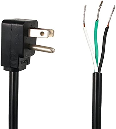 Certified Appliance 15-0336 Power Supply Cord 8 Foot