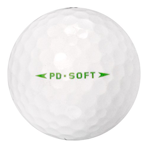 Owned Golf Pre Nike - Nike PD Soft AAA Used Golf Balls, Great Condition, 24-Pack