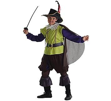 LLOPIS - Disfraz Infantil Mosquetero t-1: Amazon.es: Juguetes y juegos