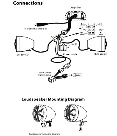Boss Mc400 Wiring Diagram on car audio install diagrams
